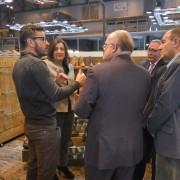El Ejecutivo regional muestra su compromiso con el sector del calzado de Castilla-La Mancha, la segunda productora nacional