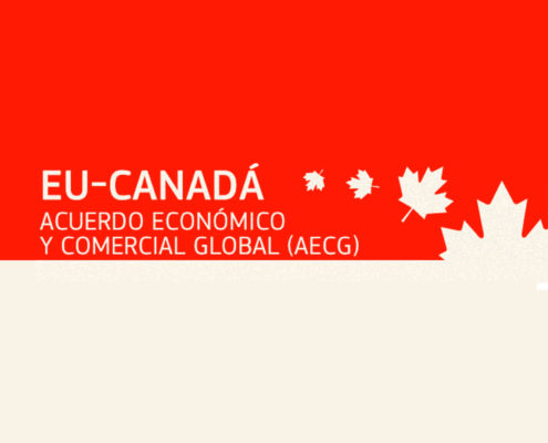 Acuerdo económico con Canadá